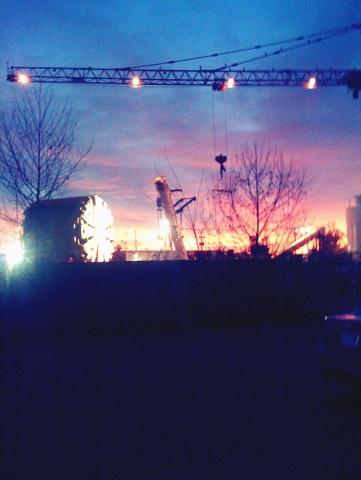 ESCSO sunrise